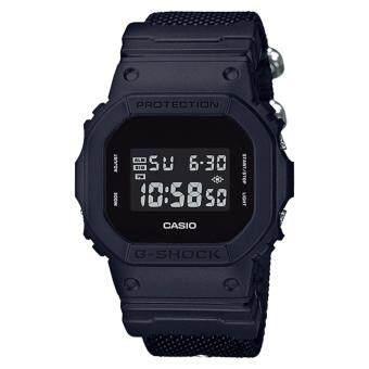 นาฬิกาข้อมือ Casio G-shock DW-5600BBN-1A สายผ้า CORDURA