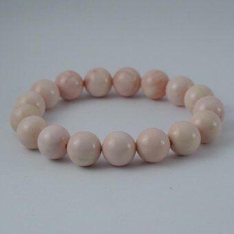 Pearl Jewelry กำไลหินประการัง Coral S41