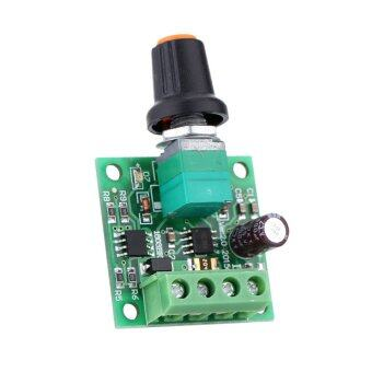 Harga Low Voltage DC PWM Motor Speed Controller Module 1.8V 3V 5V 6V 12V 2A