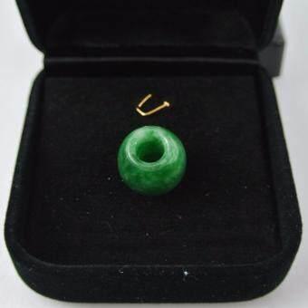 Pearl Jewelry จี้หยก ทรงโอ่ง ใช้ร้อยสร้อยคอ JP11