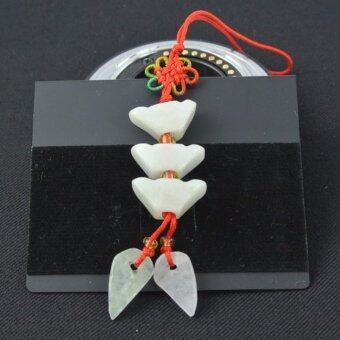Pearl Jewelry หยกแก้ชง หยกมงคล ในปี 2560 สำหรับผู้เกิดในปีจอ (หมา) J11