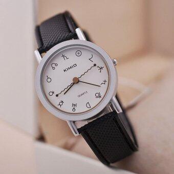 KIMIO ยี่ห้อออกแบบเป็นเอกลักษณ์ Oracle เทียบนาฬิกานาฬิกาข้อมือ