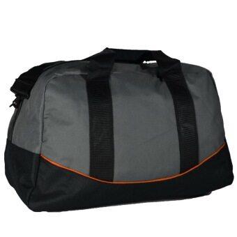 Romar Polo กระเป๋าเดินทางแบบถือสะพายข้าง ขนาด 20 นิ้ว B-Sport Code 21190 Black (Grey) (image 3)
