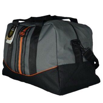 Romar Polo กระเป๋าเดินทางแบบถือสะพายข้าง ขนาด 20 นิ้ว B-Sport Code 21190 Black (Grey) (image 1)