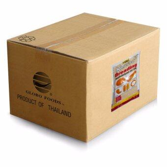 ขายยกลัง! LOBO ขนมปังป่นปรุงรส ขนาด 350 กรัม (กล่อง 12 ซอง)