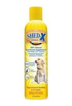Shed-x Dermaplex อาหารเสริมแก้ปัญหาขนร่วงของสุนัข ขนาด 8 oz
