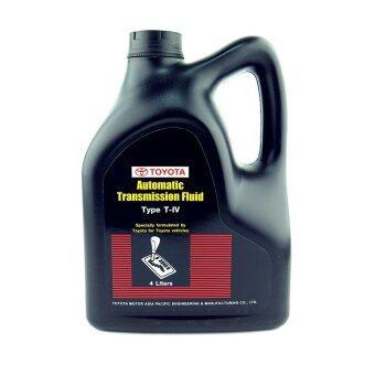 TOYOTA น้ำมันเกียร์ออโต้ T-IV 08886-80905 4 ลิตร