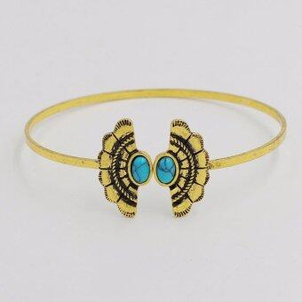 Harga Women's Fashion Accessories Retro Style Bracelet Jewelry (80078) - intl