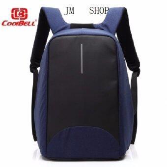 coolbell Backpack JM878/18 /Navy BU (ลายกรม )