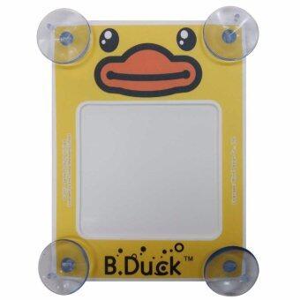 B. Duck ลิขสิทธิ์แท้ กรอบป้าย พ.ร.บ. รถยนต์