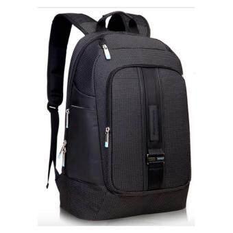 Aspensport กระเป๋าเป้สะพายหลัง สำหรับ Laptop 18 นิ้ว รุ่น AS-B13 (สีดำ)