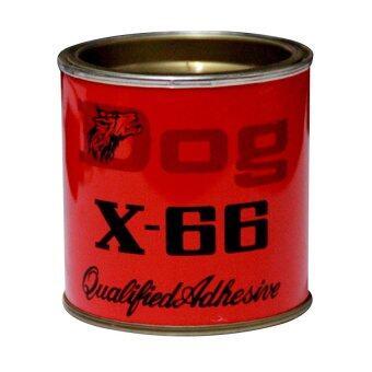 DOGกาวยางสารพัดประโยชน์X-66 200กรัม