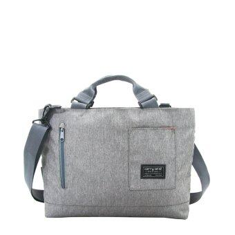 Carry-All กระเป๋าMessenger carry-allรุ่น14205 สีเทา