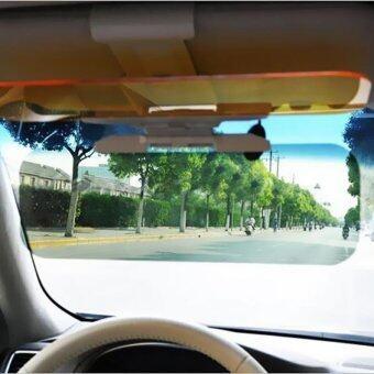 รถยนต์ป้องกันแสงสุกใสกลอกตาวันอาทิตย์กระจกหน้ากากบังมองในที่มืด