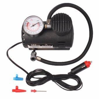 7- fifteen ปั้มลม เครื่องสูบ ลมยาง ไฟฟ้า รถยนต์ เหมาะสำหรับ พกพา Car Electric Pump Air 300PSI
