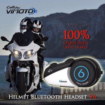 Astro V6 Vimoto Motorcycle Helmet Bluetooth Intercom บูลทูธสำหรับหมวกกันน๊อต
