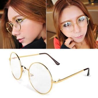คอสเพลย์ Harry Potter แว่นตาแว่นตาแต่งตัววันฮาโลวีนโกลเด้น