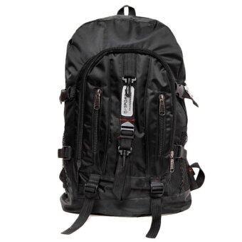 TravelGear24 กระเป๋าสะพายหลัง กระเป๋าเป้ ใส่ไอแพด ใส่คอมพิวเตอร์ กระเป๋าโน๊ตบุ๊ค กระเป๋าใส่กล้อง Camera Notebook Bag (Black/สีดำ)