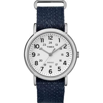 Timex นาฬิกา รุ่น Weekender™ (Blue)