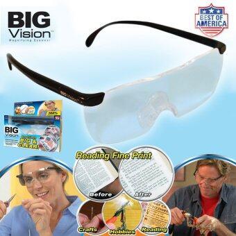 แว่นตาขยายการมองเห็นให้ชัดยิ่งขึ้น แว่นขยาย แว่นสายตา แว่นกันแดด กรอบแว่นสายตา0164-black