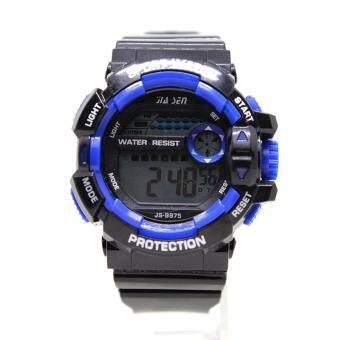 DIGITAL นาฬิกาข้อมือชาย,หญิง ระบบ Quartz Digital เรือนและสายยางซิลิโคนเกรดA รุ่น DGT-