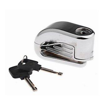 Alarm Disc Lock กุญแจล๊อคจานเบรค ล็อคดิสเบรค กุญแจกันขโมย สัญญาณกันขโมย จักรยาน รถจักรยานยนต์ (image 3)