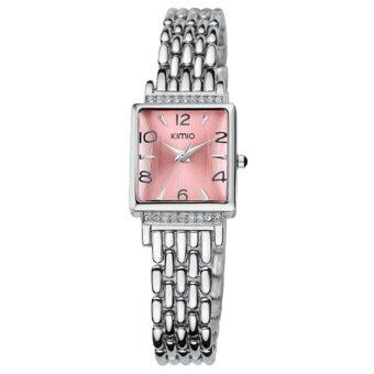 Kimio นาฬิกาข้อมือผู้หญิง K479 (สีชมพู)