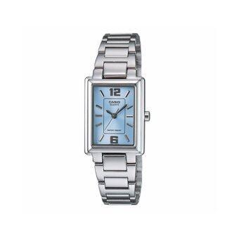 นาฬิกาข้อมือ คาสิโอ Casio Standard รุ่น LTP-1238D-2ADF (Silver)