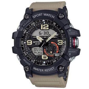 S SPORT นาฬิกาข้อมือ กันน้ำได้ ใส่ได้ทั้งชายและหญิง - GP9214