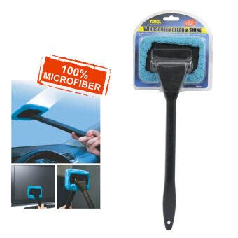 จัดการล้างทำความสะอาดหน้าต่างรถยาวรถกระจกส่องดูแลแปรงปัดฝุ่น