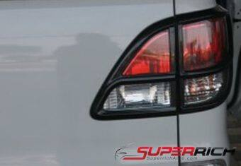SA ครอบไฟท้ายสีดำ (Tail Lamp Cover)/ Mazda BT-50 2012