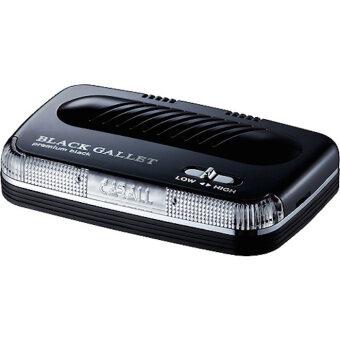 CARALL น้ำหอมรถยนต์ BLACK GALLET กลิ่น Platinum Shower #1848 (20 g.)