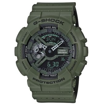 Casio G-Shock รุ่น GA-110LP-3ADR - สีเขียว