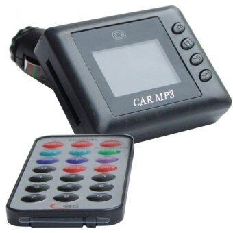 เครื่องเล่น Car MP3 ติดรถยนต์ FM Radio Music Player FM-BD061(black)