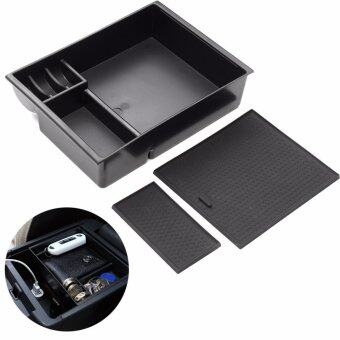 Harga FIT FOR 2013-2016 MAZDA 3 AXELA ARMREST STORAGE BOX CENTER CONSOLE HOLDER TRAY - intl