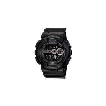 Casio G-Shock นาฬิกาข้อมือรุ่น GD-100-1BDR - ประกัน CMG 1 ปี