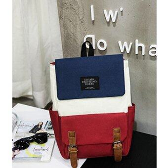 Cc jeans กระเป๋า กระเป๋าเป้ กระเป๋าสะพายหลัง Backpack No.121