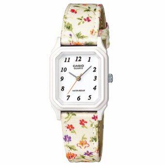 Casio LQ-142LB-7B นาฬิกาผู้หญิง สายหนัง