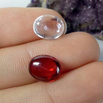 phra mongpol 0197 มณีใต้น้ำ.หรือเพชรพญานาค. (สีแดง+สีขาว)