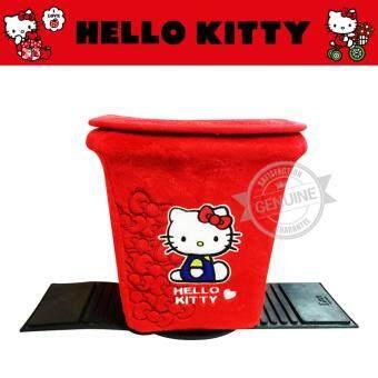 ถังใส่ของอเนกประสงค์(ถังขยะในรถยนต์) I'm Kitty ใส่ได้กับทุกรุ่น