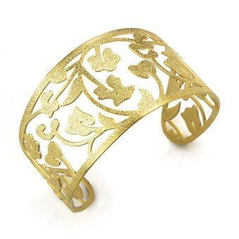 555jewelry กำไล รุ่น FSBG136-B (Yellow Gold)