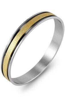 555jewelry กำไลสำหรับสุภาพบุรุษและสุภาพสตรี รุ่น FSBG111-B