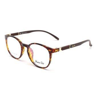 Marco Polo แว่นสายตา - EMN3131 C5 (สีน้ำตาลกระ)