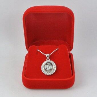 Pearl Jewelry กังหัน นำโชค จี้พร้อมสร้อย LP10