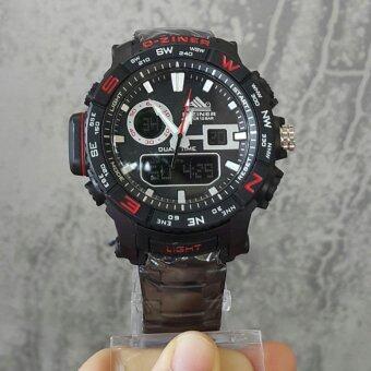 d-ziner 100% นาฬิกาข้อมือผู้ชายแนวสปอร์ต
