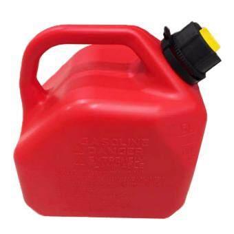SCEPTER ถังใส่น้ำมันพลาสติก ถังเก็บน้ำมัน ขนาด 5ลิตร SCEPTER Oil Container 5Liters