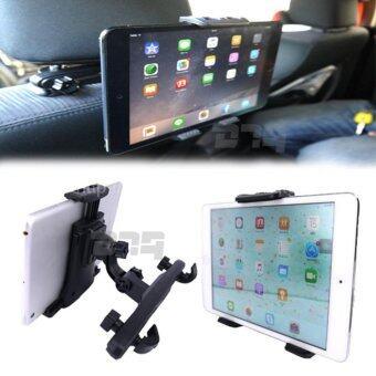 DTG ที่จับโทรศัพท์ หลังเบาะในรถยนต์ สำหรับหน้าจอ 4.5 - 10 นิ้ว ยืดได้ถึง 22.7cm จำนวน 1 ชุด (สีดำ)