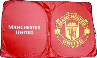 Manchester United ลิขสิทธิ์แท้ ม่านบังแดด รถยนต์