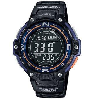 Casio SGW-100-2B นาฬิกาเข็มทิศดิจิตอล