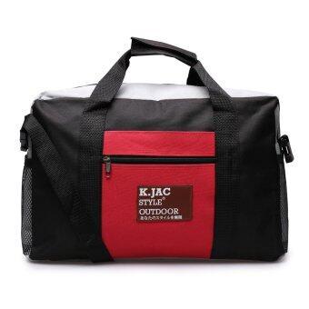 DM กระเป๋าเดินทาง KCAJ Mix สีเทา